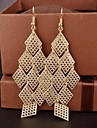 Pentru femei Cercei Picătură Bijuterii Statement Festival/Sărbătoare European costum de bijuterii Aliaj Geometric Shape Bijuterii Pentru