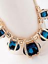 Pentru femei Coliere Cristal Bijuterii Cristal Diamante Artificiale costum de bijuterii European Festival/Sărbătoare Bijuterii Pentru