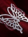 Pentru femei Inel de declarație Plastic Fluture Animal Costum de bijuterii Nuntă Petrecere Zilnic Casual