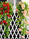 Petrecere Nuntă Plastic Mătase  Material amestecat Decoratiuni nunta Temă Florală / Temă Clasică Toate Sezoanele