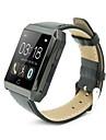 RWATCH - R6S - Smarta tillbehör - Smart Watch - Bluetooth 3.0/Bluetooth 4.0 -  Handsfreesamtal/Meddelandekontroll/Kamerakontroll - till