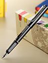 0.5mm moda negru fântână afaceri stilou