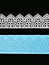Instrumente de coacere Silicon Ecologic / Nuntă / Reparații Tort / Biscuiți / Ciocolatiu coacere Mold 1 buc