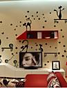 Animale Romantic Natură moartă Modă Forme Abstract Perete Postituri Autocolante perete plane Autocolante de Perete Decorative,Vinil
