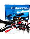 12V 55W H4 AC Xenon HID Hight / Low kit de conversion 6000K