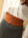 Pentru femei Jacquard Stil Clasic Vintage Draguț Petrecere Birou Casual Curea Lată