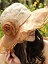 Dantelă Tul Diadema-Ocazie specială Informal Exterior Pălării/Căciuli 1 Bucată