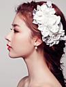 perla de dantelă perla păr pieptene coș picior stil clasic feminin