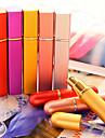 Kosmetikflaskor Sminkförvaring Plast Enfärgad Kvadrat