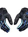 Helt finger Lycra Polyester Lycra Polyester Mesh Terylen motorcyklar Handskar
