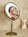 Gadget μπάνιου Πεπαλαιωμένο Ορείχαλκος 1 τμχ - Καθρέφτης αξεσουάρ ντους / Πεπαλαιωμένος Ορείχαλκος