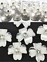 10 Bijoux a ongles Fleur Classique Mariage Quotidien Fleur Classique Mariage Haute qualite