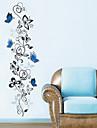 Animale / Botanic / Desene Animate Perete Postituri Autocolante perete plane Autocolante de Perete Decorative,PVC Material Detașabil