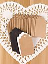 Etichete ( Alb/Maro/Negru , Hârtie Rigidă pentru Felicitări ) - Temă Grădină/Temă Florală/Temă Clasică