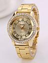femei geneva ceasuri 2015 noi ceasuri quartz oțel aliat womanwatch marca analog ceasuri de calitate superioară