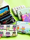 Port carduri - Plastic - Culoare aleatorie - Drăguț/Afacere/Multifuncțional