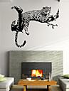 perete autocolante de perete stil decalcomanii autocolante de perete personalitate creatoare tigru pvc