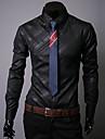 Bărbați Tricou Simplu-Mată