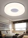 Ecolight™ Montage du flux Lumiere d'ambiance - LED, 90-240V, Blanc Creme / Blanc, Ampoule incluse / 5-10㎡ / LED Integre
