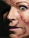 Tatueringsklistermärken Annat Ogiftig Halloween VattentätSpädbarn Dam Tjej Herr Vuxen Kille Tonåring Blixttatueringtillfälliga