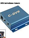 Camera de recul - 648 x 488 - 420 Lignes TV - 120° - 1/4 pouce CMOS PC1030