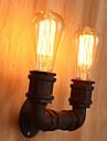 Modern/Contemporan Becuri de perete Pentru Metal Lumina de perete 220V