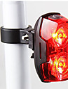 Eclairage de Velo / bicyclette Eclairage securite velo / Ecarteur de danger Lampe Arriere de Velo LED - Cyclisme Impermeable