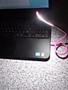portabil mini USB reglabile flexibil a condus lumina de noapte pentru laptop PC-ul computer tastatură bancar putere de lumină de lectură