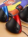 USB de înaltă definiție vertical mouse-ul ergonomic optic cu fir de jocuri (2000dpi)