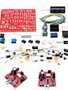 0-30v 2mA - 3a justerbar dc reguleret strømforsyning DIY kit kortslutning nuværende begrænsning beskyttelse