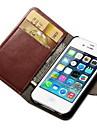 Pentru iPhone 8 iPhone 8 Plus iPhone 7 iPhone 7 Plus iPhone 6 iPhone 6 Plus Carcasă iPhone 5 Carcase Huse Portofel Titluar Card Cu Stand