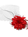 Voal de Nuntă Un nivel Voaluri de Obraz Net