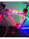 Cykellyktor säkerhetslampor hjul lampor LED - Cykelsport Enkel att bära LED ljus AAA Lumen Batteri Cykling
