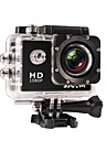 SJCAM SJ4000 Actionkamera / Sportkamera 12MP 4000 x 3000 Multifunktion Vattentät Bred vinkel LCD 30fps 4X 2 tum CMOS 32GB H.264 Engelska