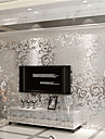 Konst Dekor Hem-dekoration Nutida Tapetsering, Icke-vävt Papper Material lim behövs tapet, Tapet
