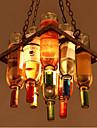 Ljuskronor ,  Traditionell/Klassisk Rustik/Stuga Rustik Vintage Kontor/företag Elektropläterad Särdrag for Ministil MetallVardagsrum