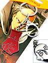 Mai multe accesorii Inspirat de Un singur pumn Man Cosplay Anime Accesorii Cosplay breloc Roșu / Argintiu Aliaj Bărbătesc