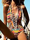Femei O Piesă Femei Cu Bretele Monocolor Fără Întăritură / Sutiene Fără Burete Polyester