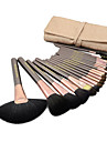 Makeup Brush Set Horse Mink Hair Goat Hair Pony Squirrel Bristle Eye Face Big Brush Middle Brush Small Brush