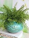 2 ramură Plastic Plante Față de masă flori Flori artificiale
