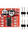 2 ~ 10v double module de commande de moteur h-pont vitesse sur-protection thermique pwm regler
