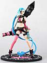 liga de legende Jinx PVC figurine 24cm anime papusa model de jucării
