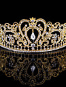 Strass / Alliage Diademes avec 1 Mariage / Occasion speciale Casque