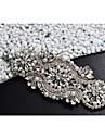 Nuntă Party/Seara Zilnice Cercevea With Piatră Semiprețioasă Cristal Mărgele Perle