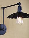 AC 100-240 40 E26/E27 Tradițional/ Clasic Vopsire Caracteristică for Bec Inclus,Lumină Ambientală Aplice De Perete Lumina de perete