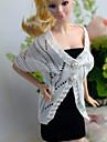 Plus d\'accessoires Pour Poupee Barbie Jupes Hauts Pour Fille de Jouets DIY