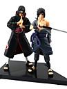 Anime Action Figures geinspireerd door Naruto Sasuke Uchiha PVC 16 CM Modelspeelgoed Speelgoedpop