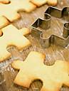 1 coacere Instrumentul de coacere Biscuiți Oțel inoxidabil Unelte de Copt & Patiserie