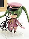 Anime de acțiune Figurile Inspirat de Vocaloid Hatsune Miku 10 CM Model de Jucarii păpușă de jucărie