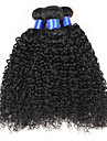 Brasilianskt hår Kroppsvågor Hårförlängning av äkta hår 4 delar 0.4